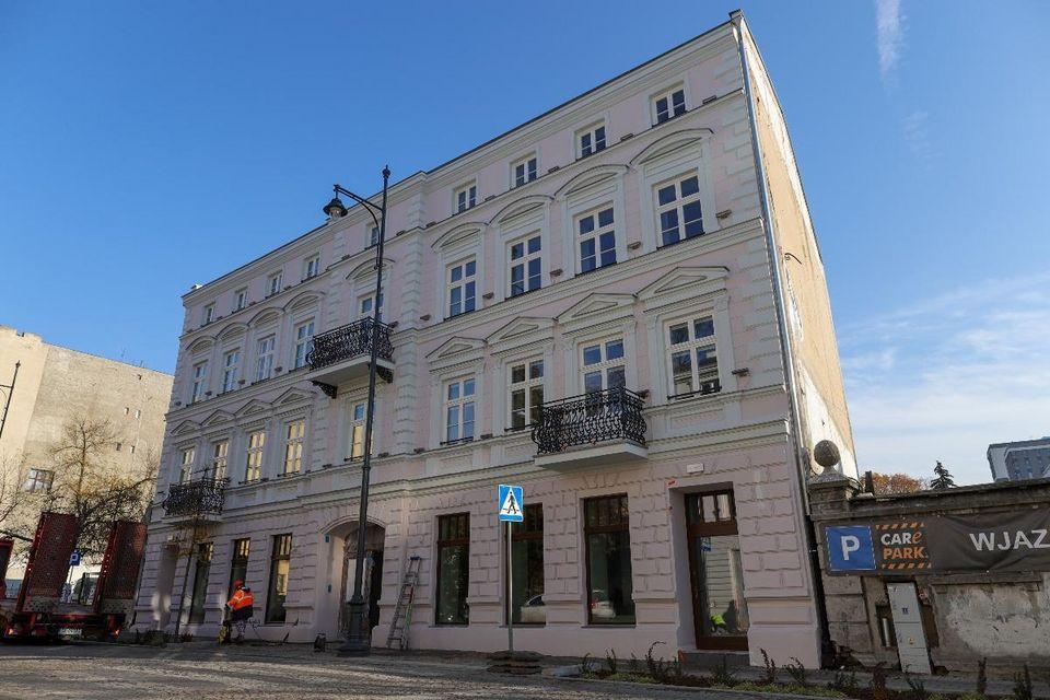 Kamienica przy ul.Sienkiewicza56 -  fot. Konrad Ciężki / UMŁ
