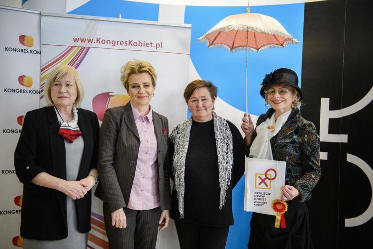 Jubileuszowy X Kongres Kobiet odbędzie się w Łodzi -  fot. Radosław Jóźwiak / UMŁ