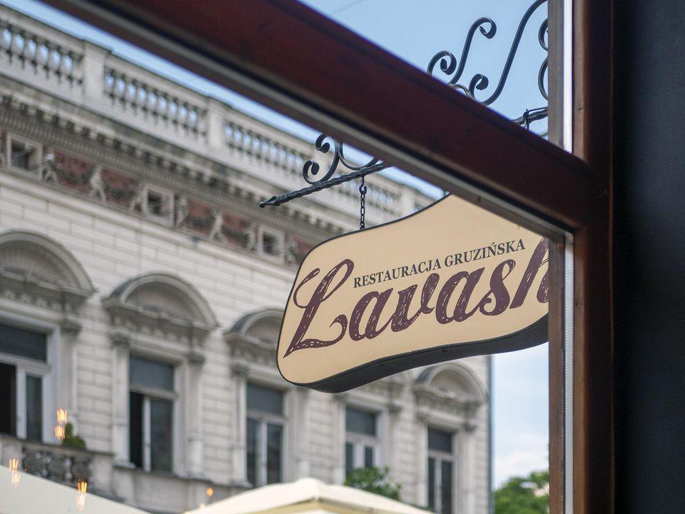 Nowa Restauracja Gruzinska Na Piotrkowskiej Urzad Miasta Lodzi