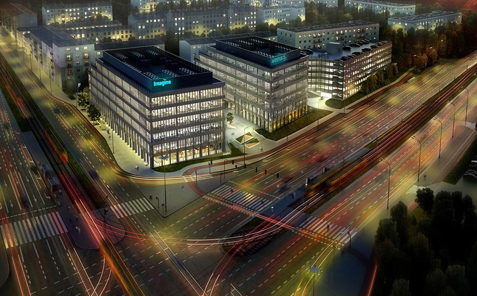 Asseco Poland SA is the new tenant of Imagine - Urząd Miasta Łodzi