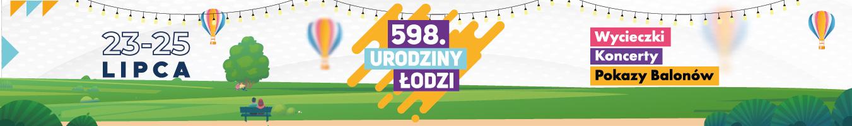 Urodziny Łodzi 2021. Wycieczki, koncerty, pokazy
